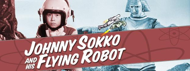 Image result for johnny sokko and his flying robot
