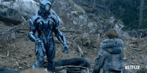 Image result for lost in space 2018 robot
