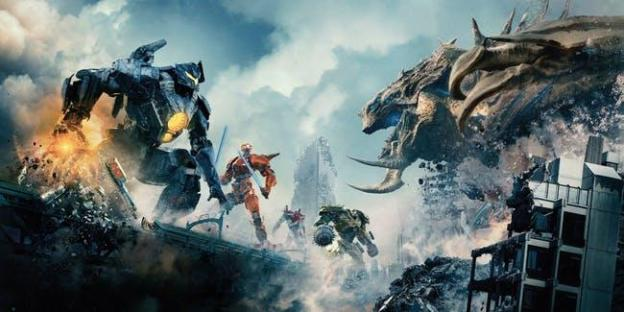 Image result for pacific rim uprising kaiju
