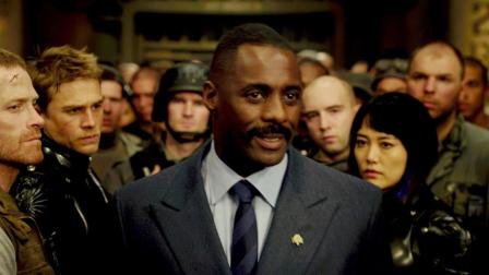 Image result for pacific rim uprising stacker pentecost